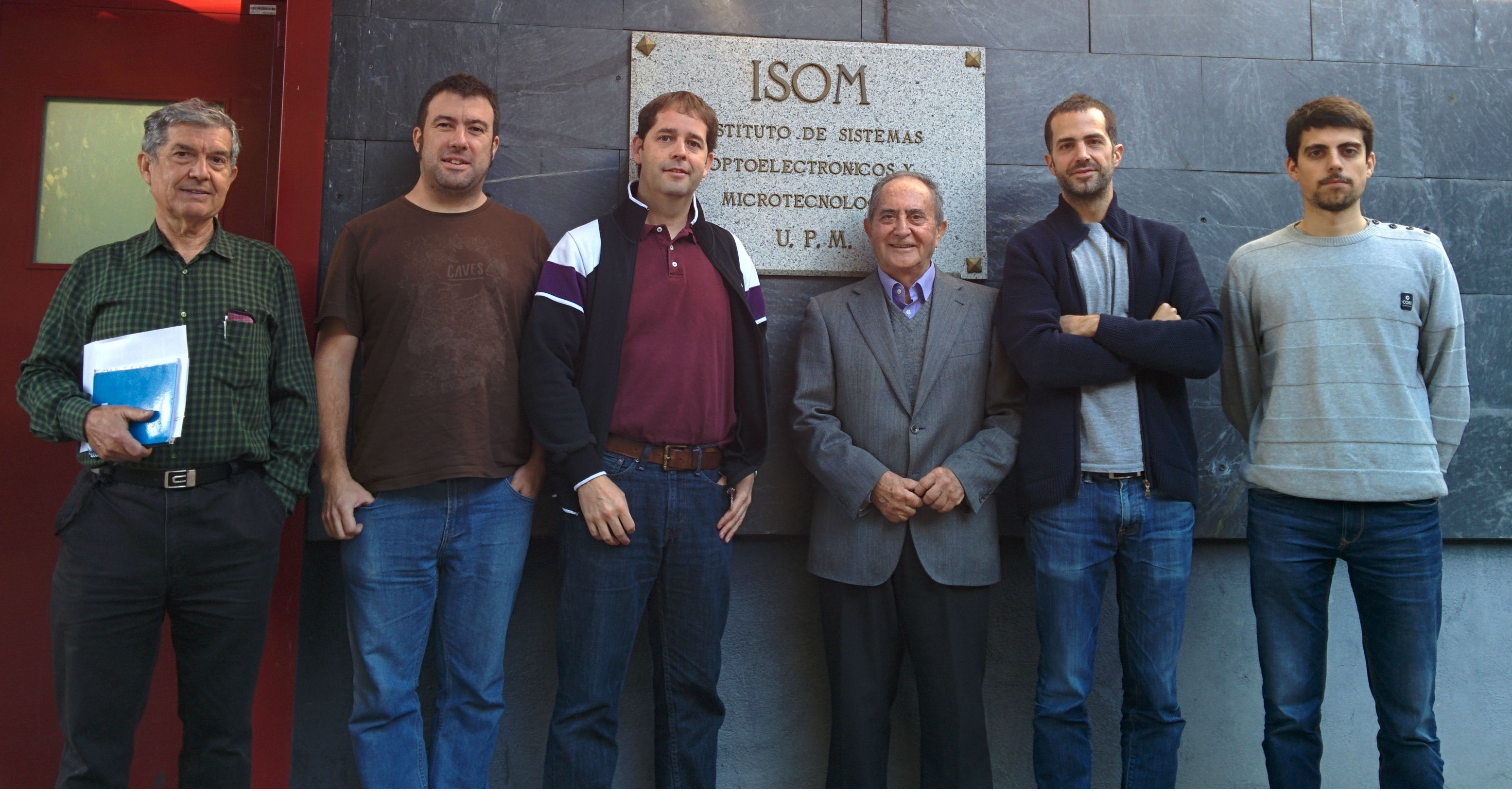ISOM research team photo